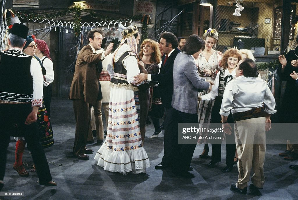 TAXI - 'The Wedding of Latka and Simka' which aired on March 25, 1982. (Photo by ABC Photo Archives/ABC via Getty Images) CHRISTOPHER