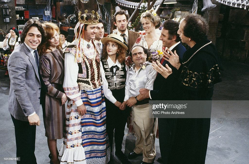 TAXI - 'The Wedding of Latka and Simka' which aired on March 25, 1982. (Photo by ABC Photo Archives/ABC via Getty Images) TONY