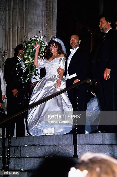 The Wedding of Mariah Carey and Tommy Mottola