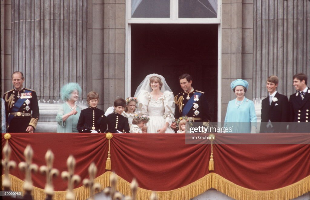 Charles And Diana's Romance And Wedding