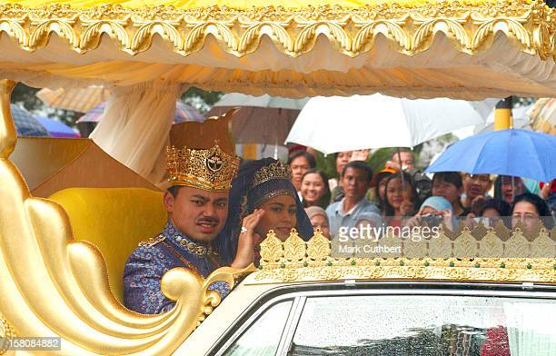 The Wedding Of Prince Haji AlMuhtadee Billah The Crown Prince Of Brunei Darussalam Princess Dayangku Sarah Binti Pengiran Salleh Ab Rahaman