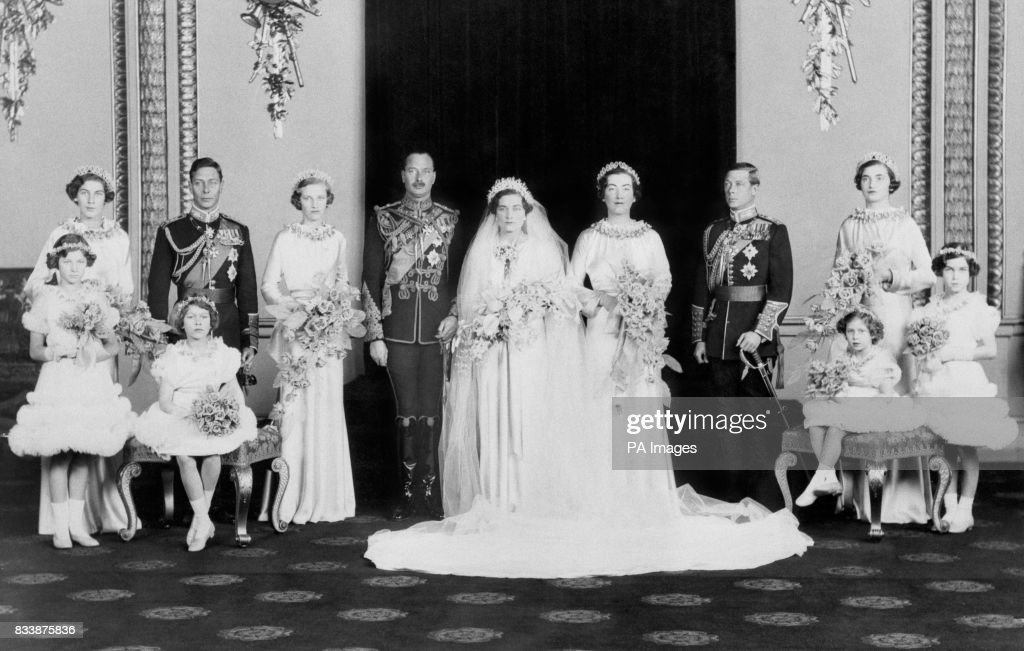 lady Alice Christabel Montagu Douglas Scott wedding