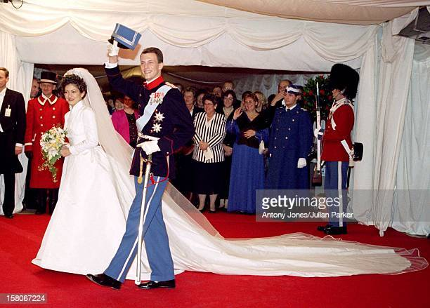 The Wedding Of Prince Joachim Princess Alexandra Of Denmark At Frederiksborg Castle