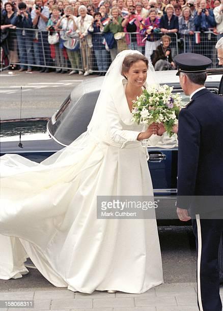 The Wedding Of Prince Maurits Of Holland Marilene Van Ver Broek In Apeldorn