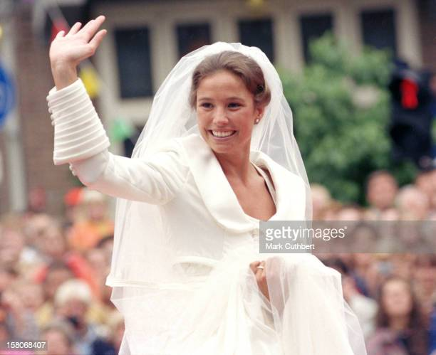 The Wedding Of Prince Maurits Of Holland Marilene Van Ver Broek In Apeldorn