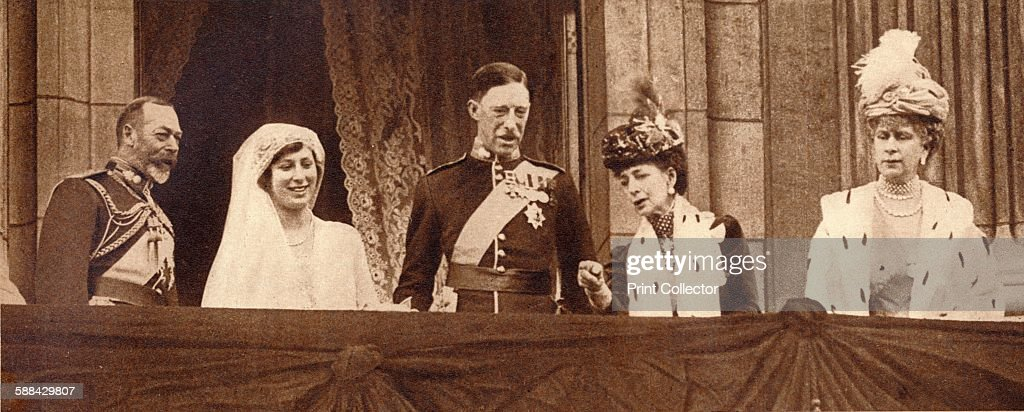 The wedding of Princess Mary and Viscount Lascelles : News Photo