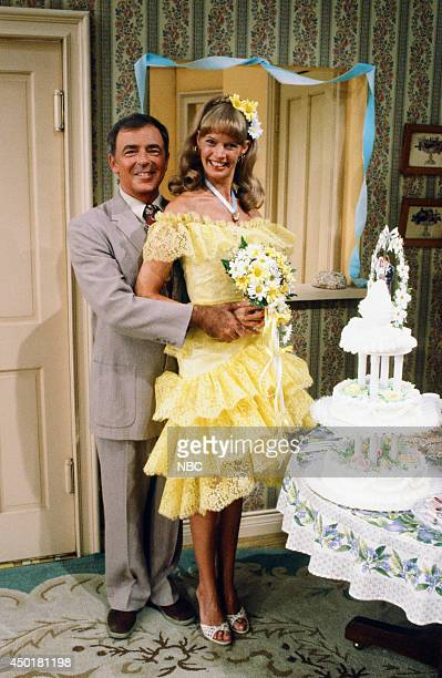 S FAMILY 'The Wedding Part 1' Episode 3 Pictured Ken Berry as Vinton Harper Dorothy Lyman as Naomi Oates Harper