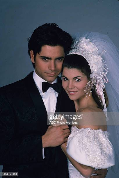 HOUSE 'The Wedding' Part II' Season Four 2/15/91 Jesse and Rebecca tied the knot