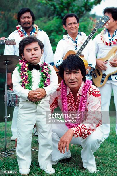 ISLAND 'The Wedding' Season Three 11/3/79 Mr Roarke fulfilled the last wish of his longtime love by marrying her Herve Villechaize starred and Don Ho...