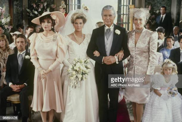 DYNASTY 'The Wedding' which aired on May 15 1985 JOAN