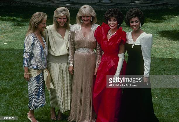 DYNASTY 'The Wedding' which aired on May 15 1985 PAMELA