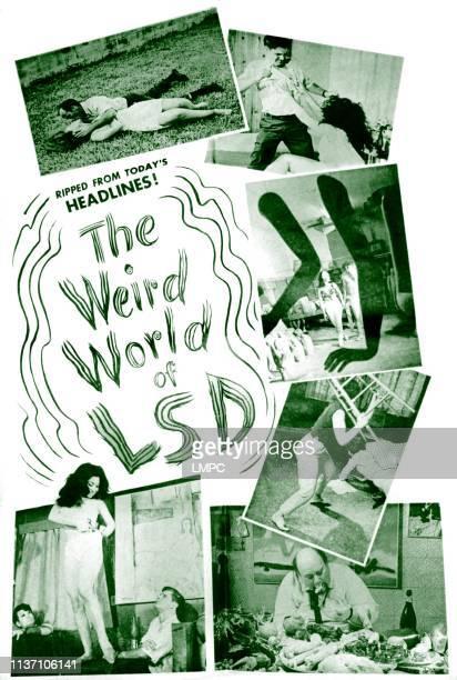 The Weird World Of Lsd poster 1967