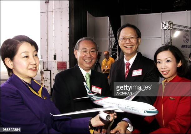 the well named Airbus A330300 and the 100 th aircraft to join one of the largest Airbus fleets in the AsiaPacific region At a ceremony at the...
