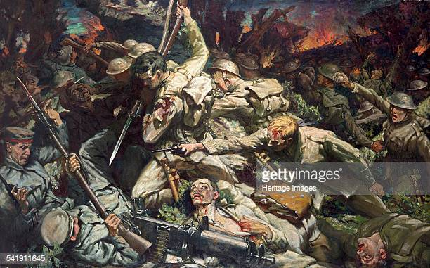The Welsh at Mametz Wood' 19161934 Artist Christopher Williams