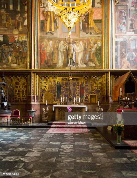 The Wenceslas Chapel