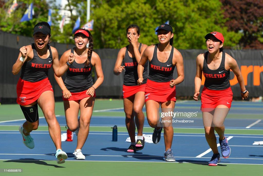 MI: 2019 NCAA Division III Women's Tennis Championship