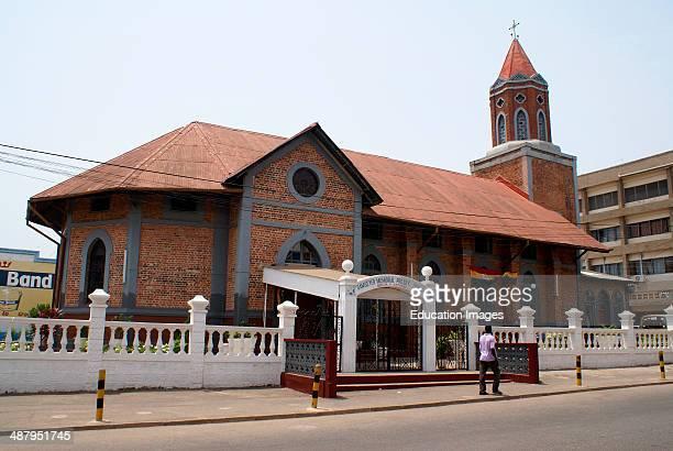 The Wesleyan Methodist church in Kumasi Ashanti Region of Ghana West Africa
