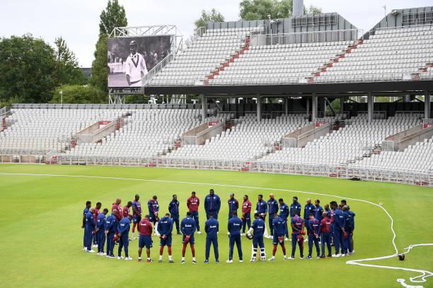 GBR: West Indies Warm Up Match - Day 4