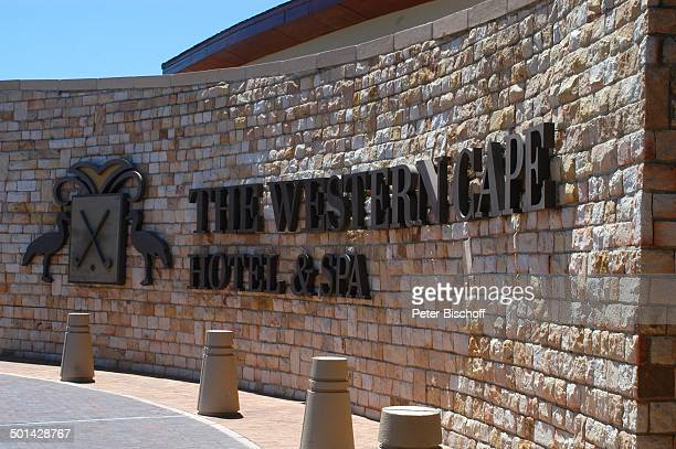 The Western Cape Hotel Spa, Kleinmond bei Kapstadt, Südafrika, Afrika, Reise, BB, DIG; P.-Nr. 240/2006, ;