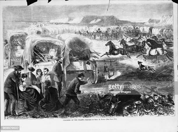 The Westward Expansion 1869 Private Collection