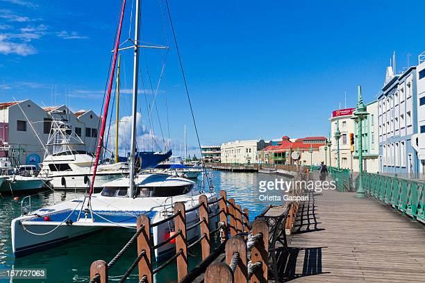 The Wharf and Careenage, Bridgetown, Barbados
