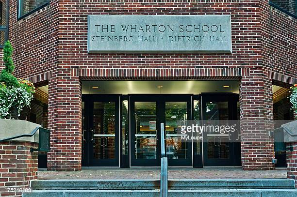 The Wharton School of Business at the University of Pennsylvania Philadelphia PA USA