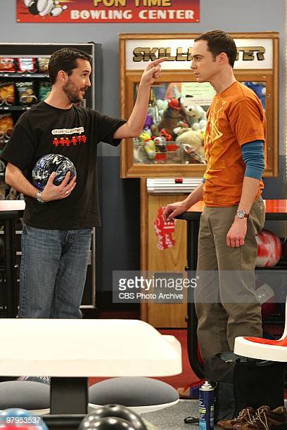 The Wheaton Recurrence A fight between Leonard and Penny threatens their relationship while Sheldon battles Wil Wheaton in bowling on THE BIG BANG...