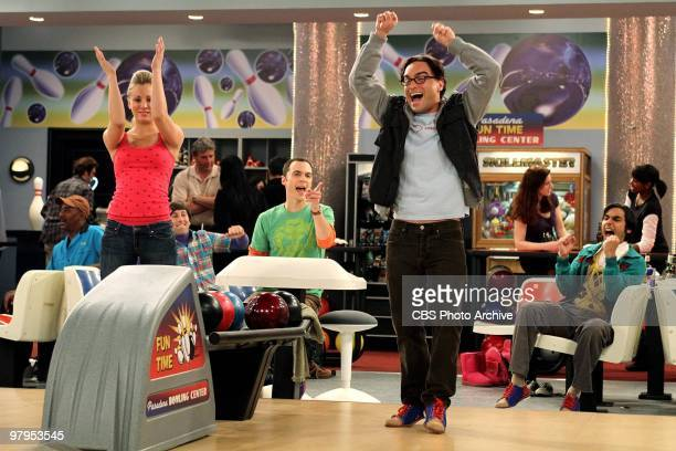 "The Wheaton Recurrence"" -- A fight between Leonard and Penny threatens their relationship, while Sheldon battles Wil Wheaton in bowling, on THE BIG..."