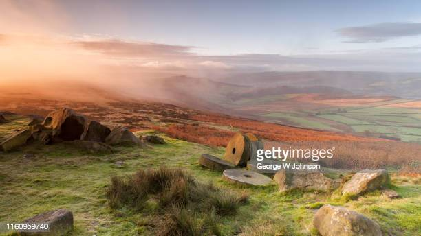 the wheel stones - sheffield stock pictures, royalty-free photos & images