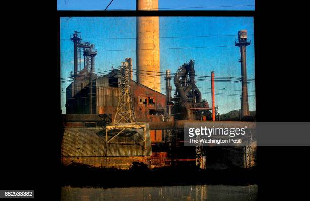 The WheelingPittsburgh Steel Corp plant in Mingo Junction Ohio is closed and joins the long list of shuttered mills from Youngstown Ohio to Wheeling...