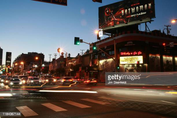 The Whisky a Go Go on the Sunset Strip in Los Angeles, California on October 15, 2019. (Photo by Jim Steinfeldt/Michael Ochs Archives/Getty Image