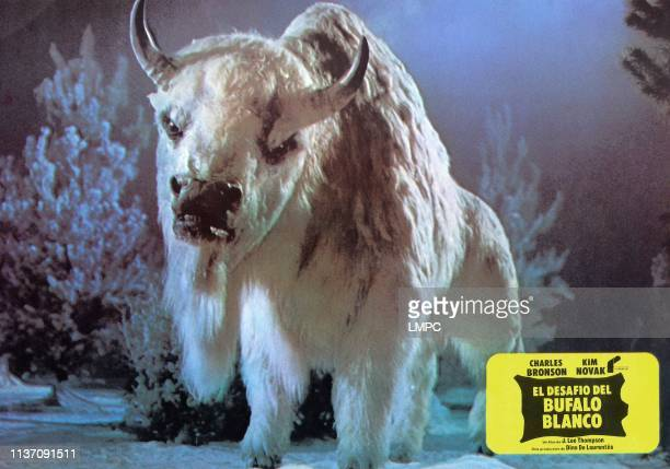 The White Buffalo lobbycard 1977