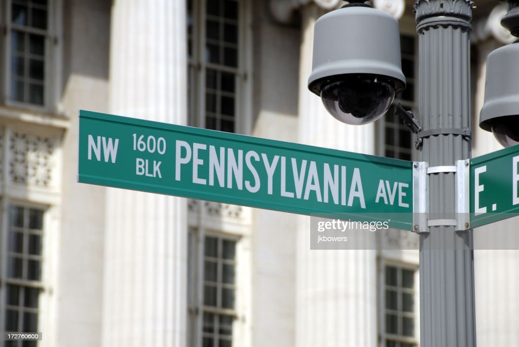 The White House Address 1600 Pennsylvania Ave Stock Photo Getty Images