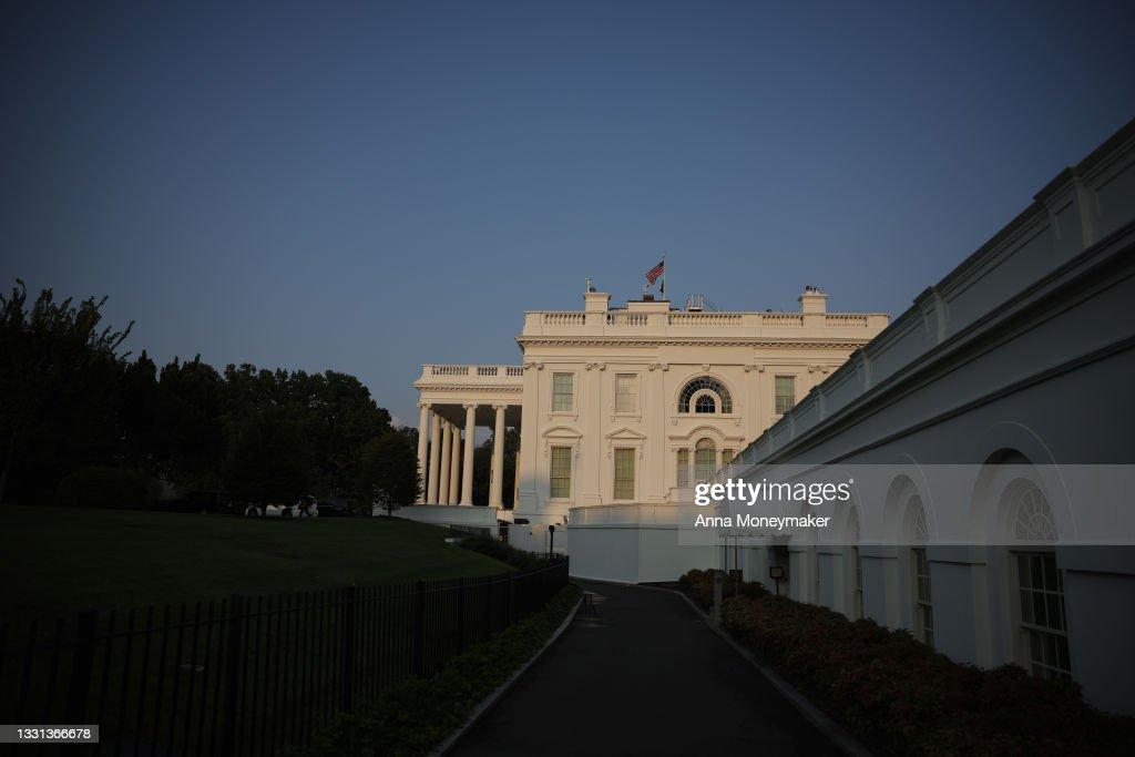 Members Of Congress Meet With President Biden To Discuss DACA : News Photo