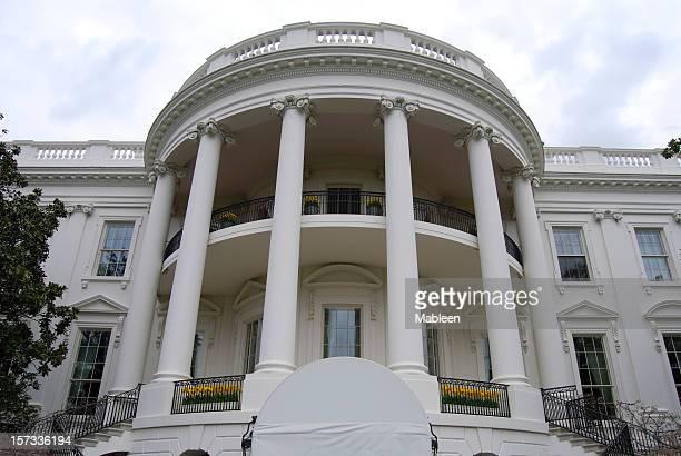 a casa branca - casa branca washington dc imagens e fotografias de stock