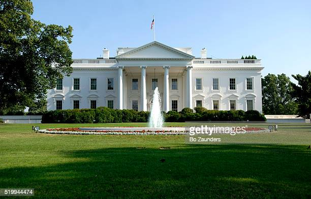 the white house - white house stock pictures, royalty-free photos & images