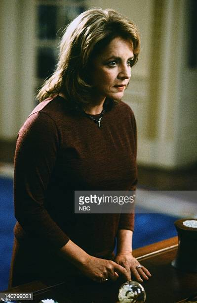 WING 'The White House ProAm' Episode 17 Air Date Pictured Stockard Channing as Abbey Bartlet Photo by Chris Haston/NBCU Photo Bank