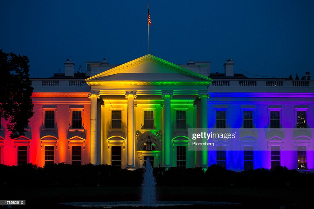 Court Decision On Gay Marriage A Victory For America, Obama Says : News Photo