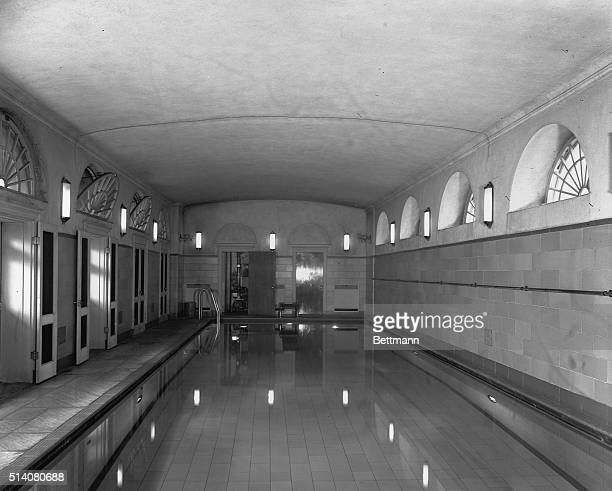 119 White House Swimming Pool Photos And Premium High Res Pictures Getty Images