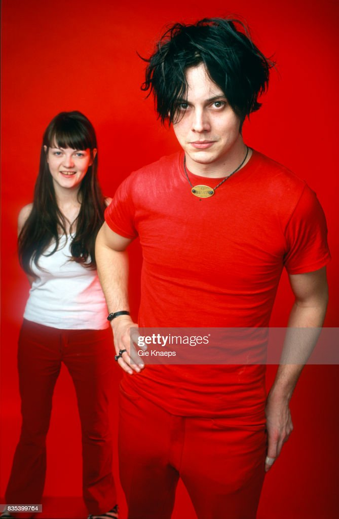 The White Stripes : News Photo