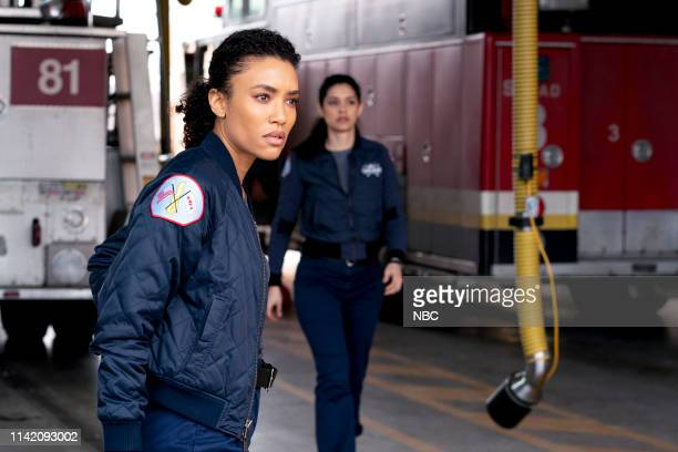 FIRE The White Whale Episode 721 Pictured Annie Ilonzeh as Emily Foster