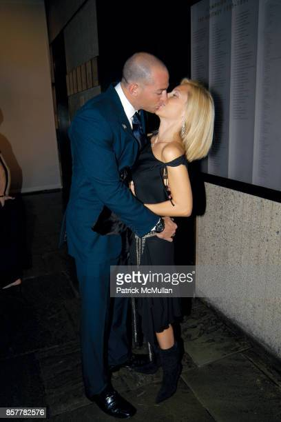 The Whitney Black and White Gala October 21 2002