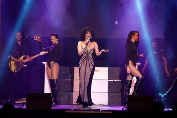 The Whitney Houston Show Mit Sängerin Belinda Davids Gastiert Auf