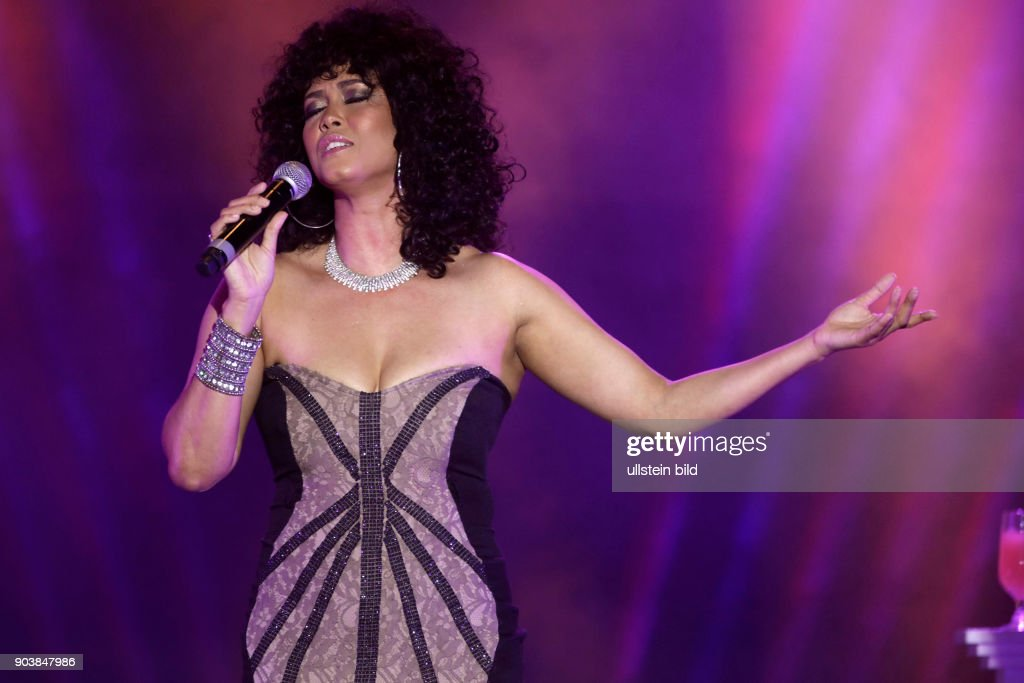 The Whitney Houston Show The Greatest Love Of All Tour Die Rolle