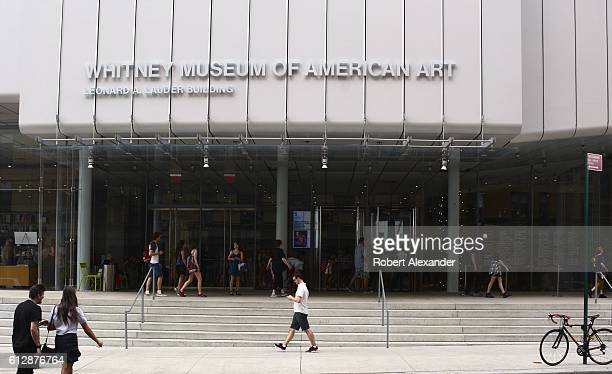 The Whitney Museum of Art is in New York City's West Village/Meatpacking District in Lower Manhattan The museum focuses on 20th and 21stcentury...