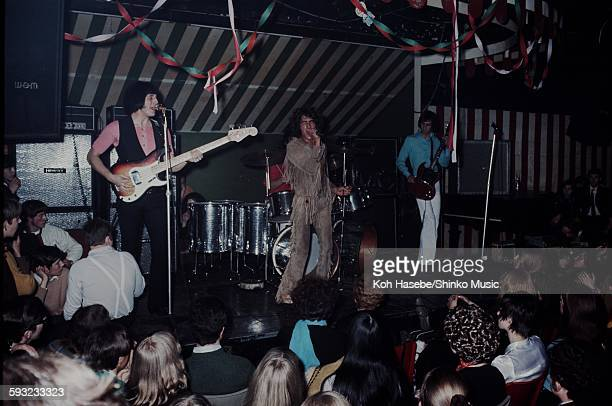 The Who live at The Marquee Club London London December 17 1968