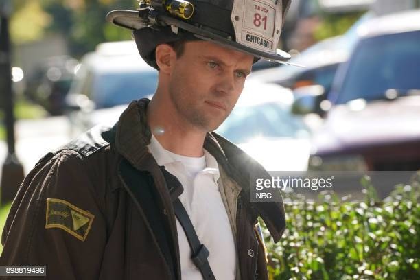 FIRE The Whole Point of Being Roommates Episode 608 Pictured Jesse Spencer as Matthew Casey