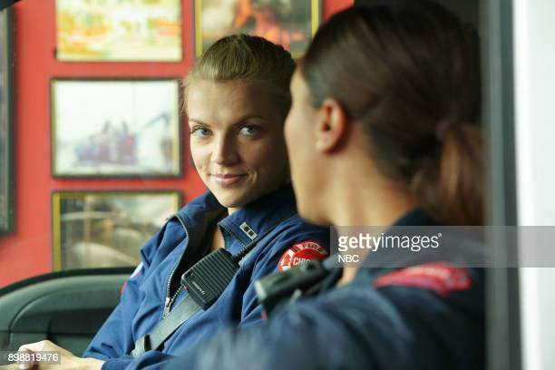 FIRE 'The Whole Point of Being Roommates' Episode 608 Pictured Kara Killmer as Sylvie Brett