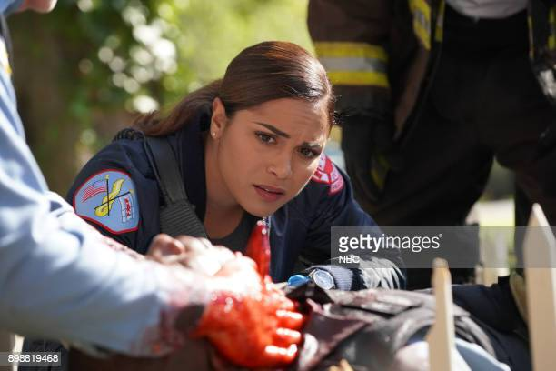 FIRE The Whole Point of Being Roommates Episode 608 Pictured Monica Raymund as Gabriela Dawson