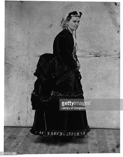 The wife of Chester A Arthur she died during his vicepresidential campaign